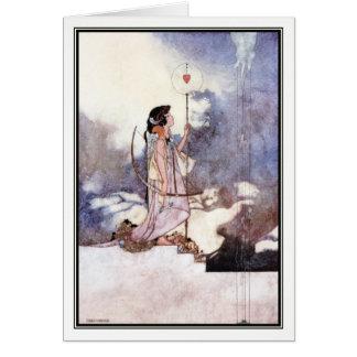 Cartão Charles Robinson - na corte do amor