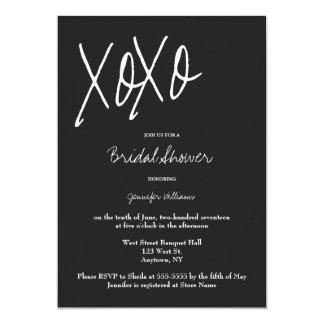 Cartão Chás de panela do cinza de XO