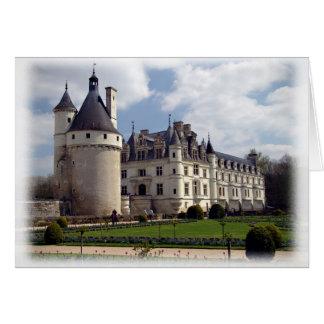 Cartão Château de Chenonceau