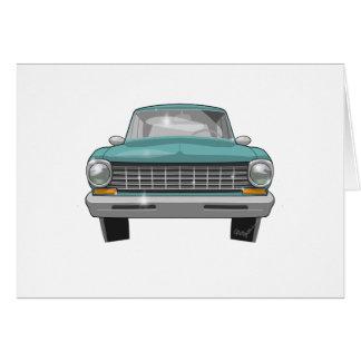 Cartão Chevy 1962 II