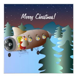 Cartão Christmas Card Spacerocket