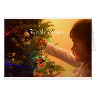 Cartão ChristmasCardBlank