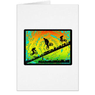 Cartão Cidade de BMX