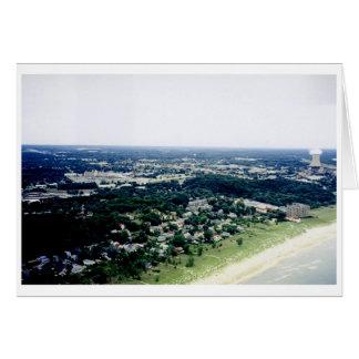 Cartão Cidade de Michigan, DENTRO