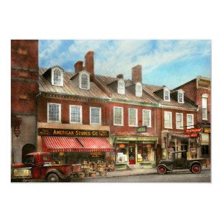 Cartão Cidade - DM de Easton - uma fatia da vida