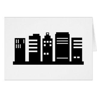 Cartão Cidade urbana