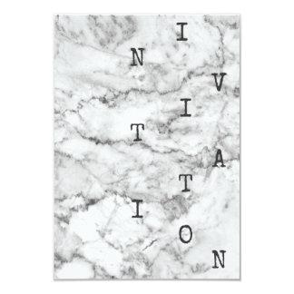 Cartão Cinzas de pedra de mármore VIP de Carrara do
