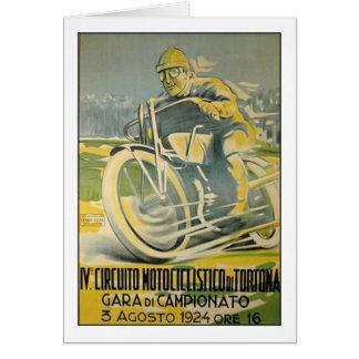 Cartão Circuito Motociclistico-1924