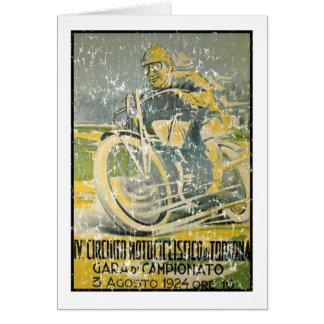 Cartão Circuito Motociclistico-1924 - afligido