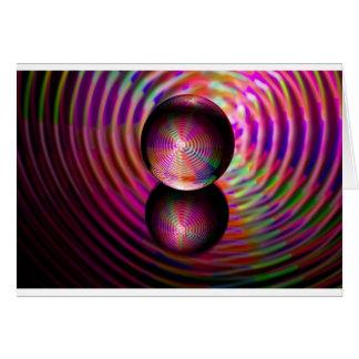 Cartão Círculo dos vermelhos no cristal ball_edited-1