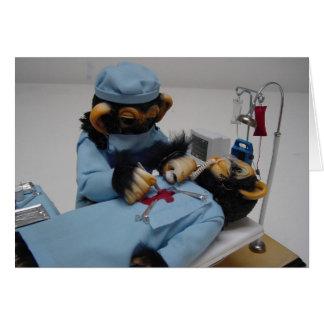 Cartão Cirurgião
