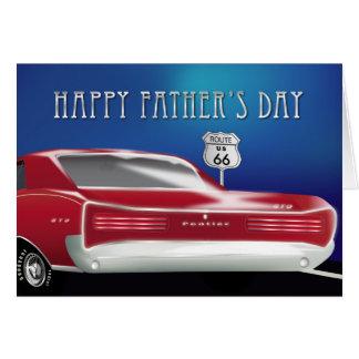 Cartão clássico de GTO