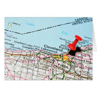 Cartão Cleveland