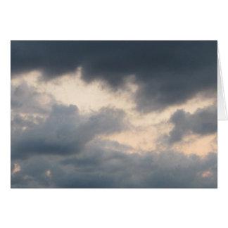 Cartão Cloudscape