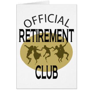 Cartão Clube oficial da aposentadoria