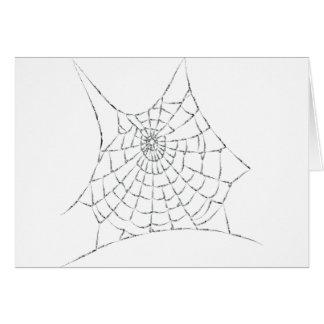 Cartão Cobweb