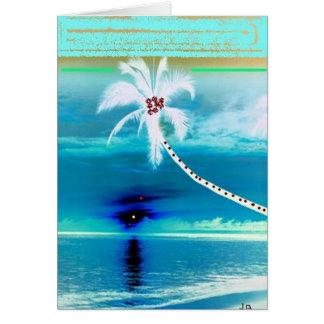 Cartão cocos