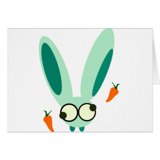 Cartão coelho