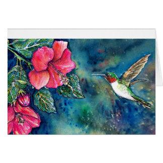 Cartão Colibri