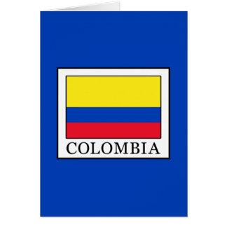 Cartão Colômbia