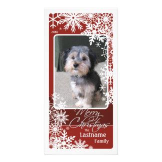 Cartão com fotos do feriado: Deixais lhe para