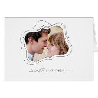 cartão com fotos do instagram para casais