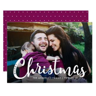 Cartão com fotos EDITÁVEL do feriado do Feliz