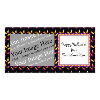 Cartão com fotos feito sob encomenda do milho de cartão com foto