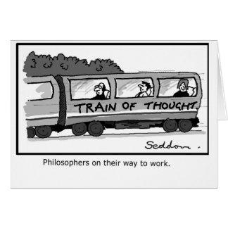 Cartão cómico por Mike Seddon