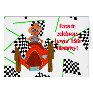 Cartão Condução feliz pelos Feliz Juul Empresa
