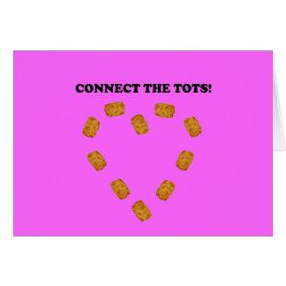 Cartão Conecte os pequenos