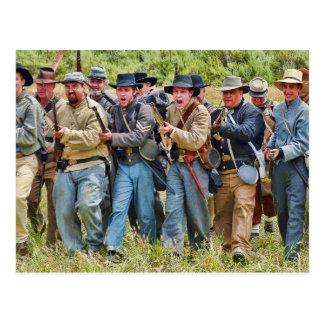 Cartão confederado da carga