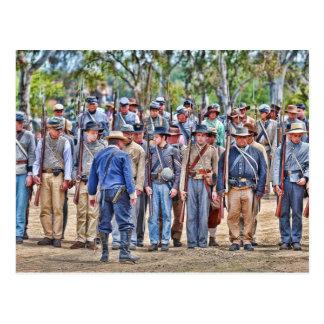 Cartão confederado da formação