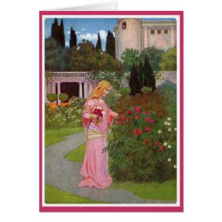 Cartão Contos de Canterbury - Emelye