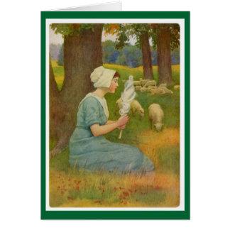 Cartão Contos de Canterbury - Griselda