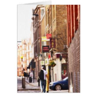 Cartão Contos de Londres