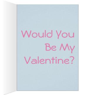 Cartão Contudo uns outros namorados e eu somos ainda