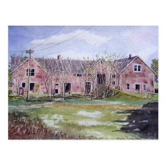 Cartão cor-de-rosa da Casa