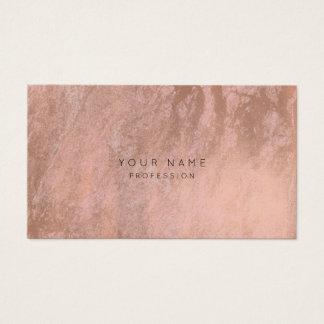 Cartão cor-de-rosa de pintura da nomeação do