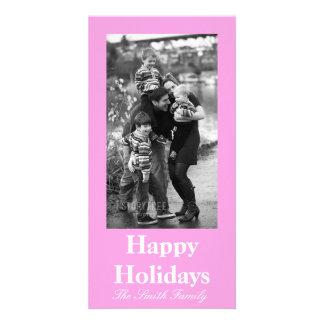 Cartão Cor P15 cor-de-rosa