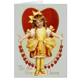 Cartão Corda dos corações