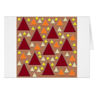 Cartão cordilheiras cobertas neve da queda do pixel