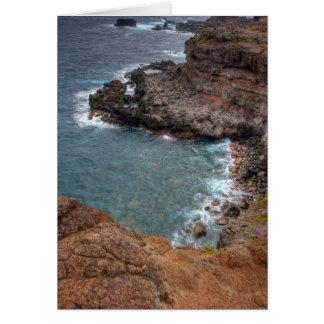 Cartão Cores de Maui