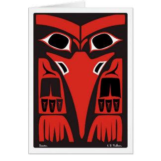 Cartão Corvo