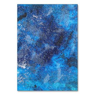 Cartão Cosmos azul #1