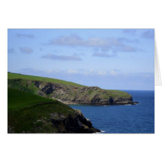 Cartão Costa Cornish
