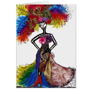Cartão Couture Catrina