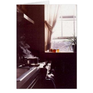 Cartão cozinha 1987 de Arlington