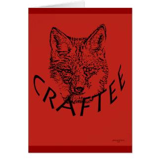 Cartão Craftee