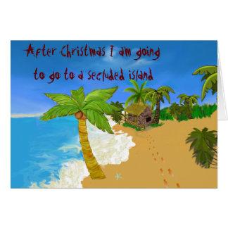 Cartão Credores do Natal